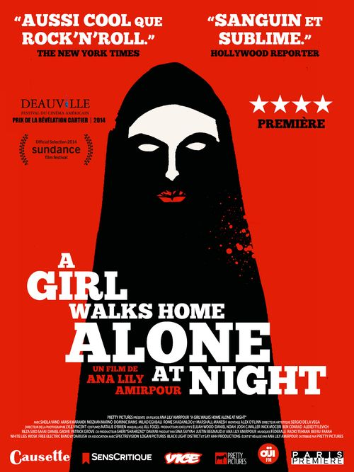 Watch A Girl Walks Home Alone at Night Full Movie Online