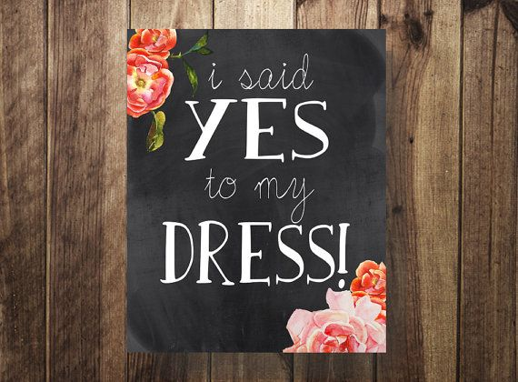 I Said Yes To The Dress I Said Yes to My Dress by TheDoodleCoop