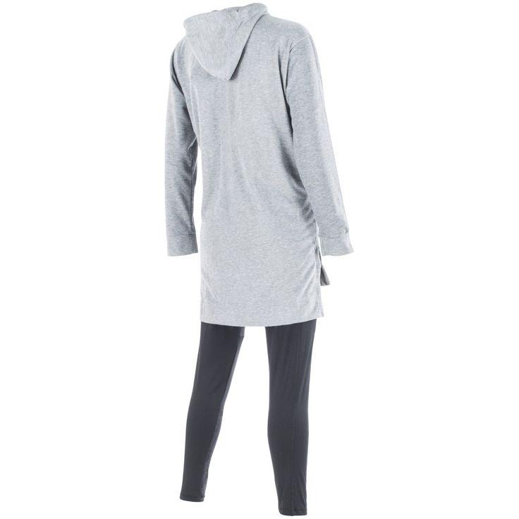 Lue lisää tuotteesta Adidas Tights & Hoody Track Suit, naisten treeniasu…