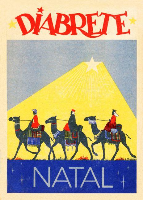 Natal  Diabrete 1950     383