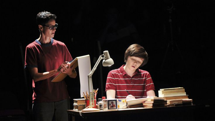 Fun Home Will End Broadway Run The Tony Award-winning lesbian coming-of-age musical will end its Broadway run in September.Beth Malone and Emily Skeggs in <i>Fun Home </i>