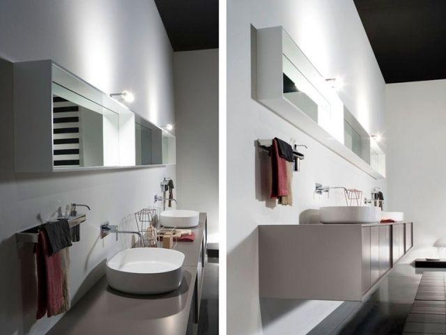 Přes 25 nejlepších nápadů na téma Spiegelschrank Mit Licht na - badezimmer spiegelschrank mit beleuchtung