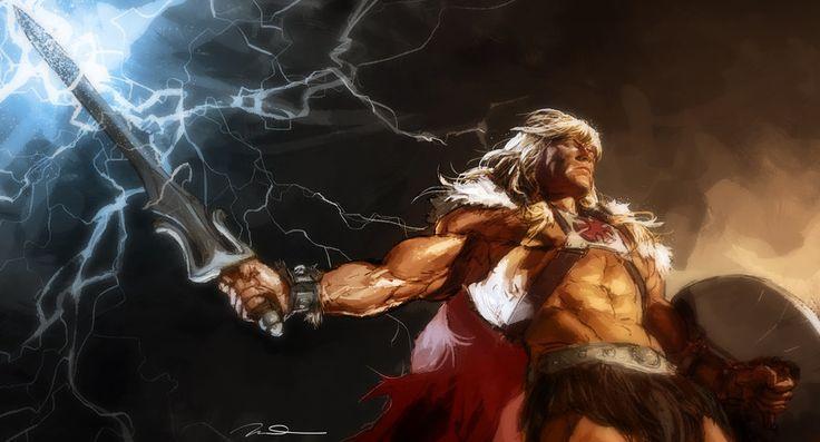 Amazing He-man Artwork! - moviepilot.com
