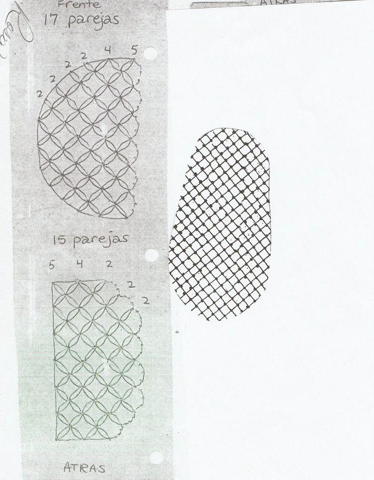Baby sandals pattern!