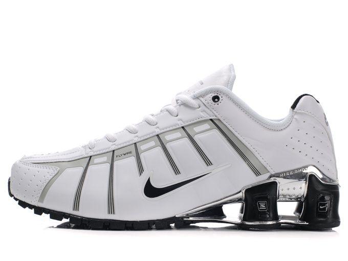 Chaussures Nike Shox Nz Eu Noir