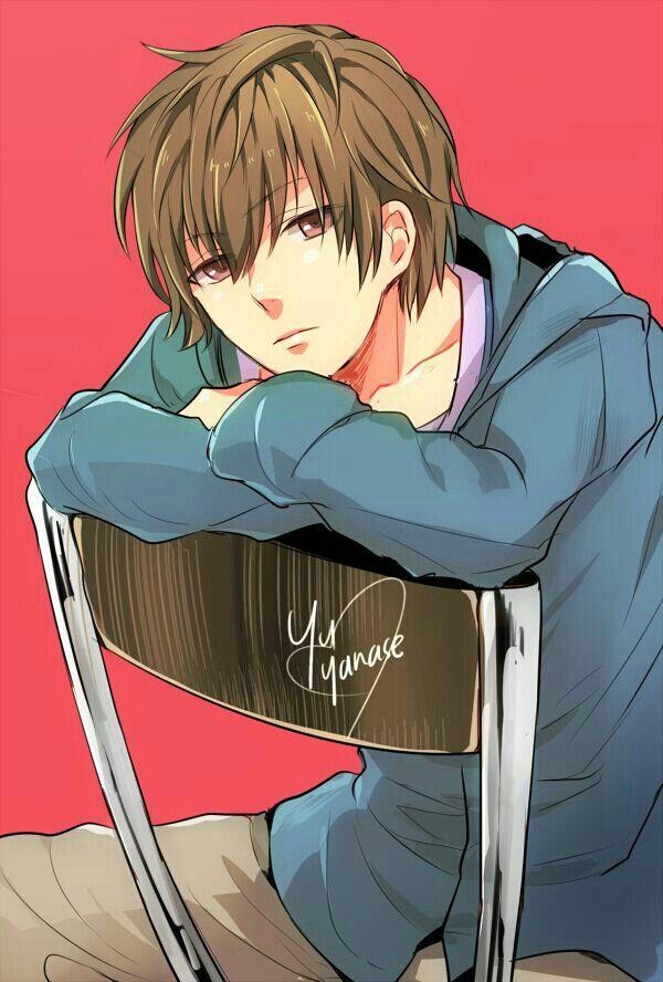Anime boy
