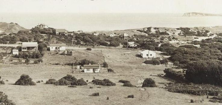 Ocean Grove, mid last century.