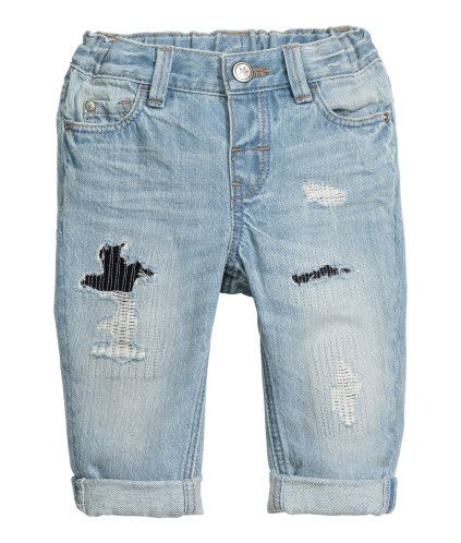 Distressed Jeans | Product Detail | H&M