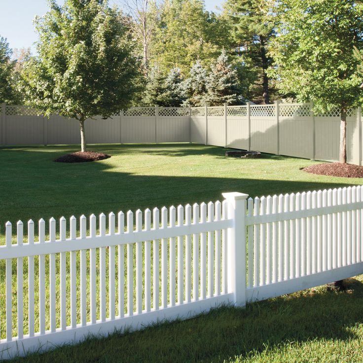 wholesale vinyl outdoor fence Los Angeles eco pvc ranch