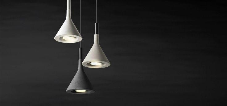 APLOMB  APLOMB выполнен из бетона в спокойной цветовой гамме и дает мягкий приглушенный свет.