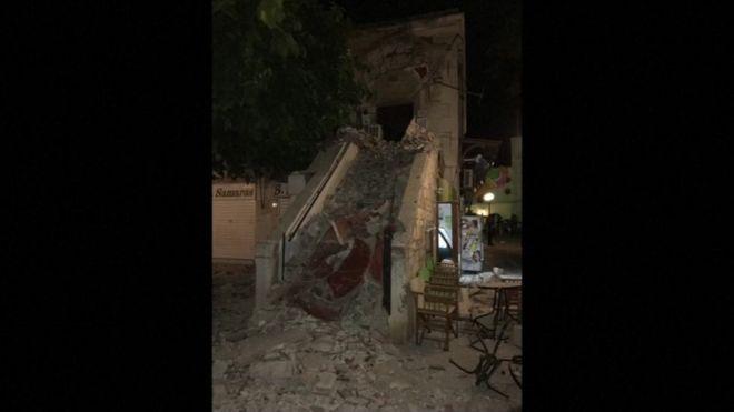 Diario En Directo: Terremoto de magnitud 6.7 sacude Grecia y Turquía ...