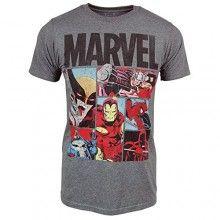 Camiseta Oficial Marvel Comics