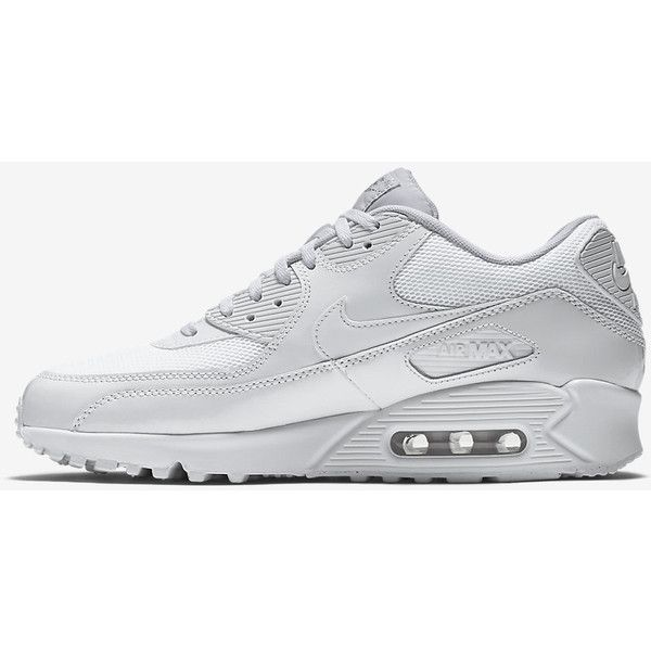 Nike Air Max 90 Premium Women's Shoe (13015 DZD) ❤ liked on Polyvore  featuring