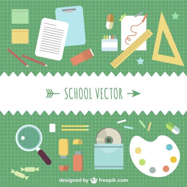 Free School vector. Download now!