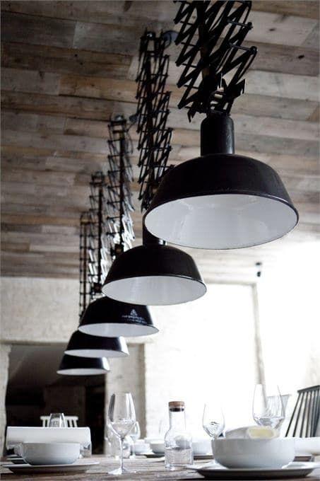 29 besten industrielampen bilder auf pinterest dachboden retro design und deckenlampe. Black Bedroom Furniture Sets. Home Design Ideas