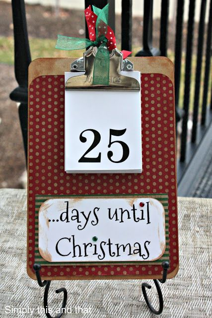 30 DIY Christmas Advent Calendars that are easy to make and make counting down to Christmas fun for kids of all ages.
