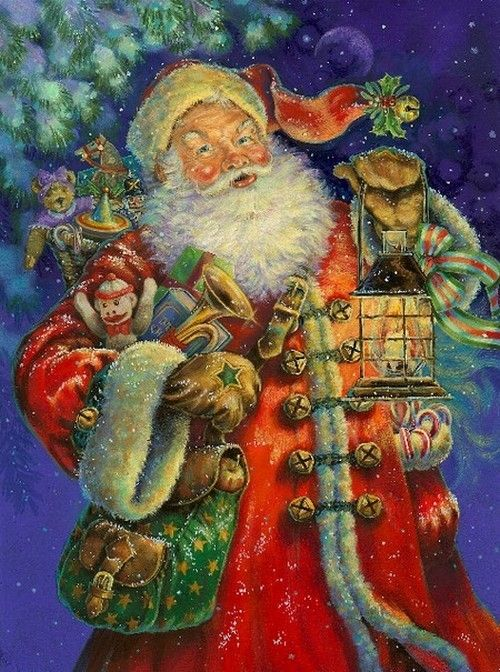I'll never stop believing in Santa!