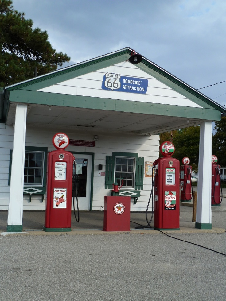 31 best old gas stations images on pinterest gas pumps for Garage route 66 metz