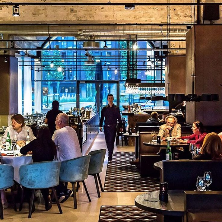 Een stijlvol restaurant op de Torenallee, Strijp-S. #Eindhoven #eindhovencity