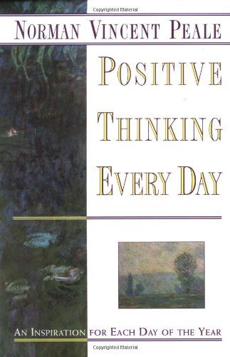 the power of positive thinking norman vincent peale free  pdf
