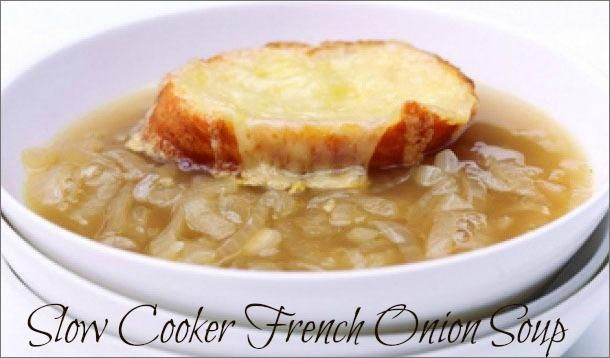 French onion soup #simplepleasures and #CDNcheese