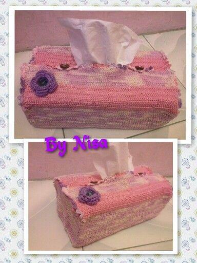 lovely tissue box