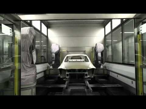 Unique On-Board Look at Entire BMW 3-series Production Assembly Line Process at Munich Plant