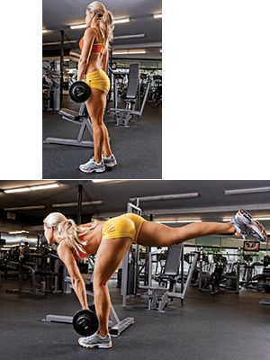 12 Most Effective Exercises for Slim Legs and a - Topme