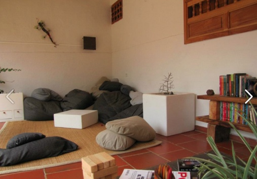 Une maison d'hôtes pleine de charme à Barichara « La Colombie en Image