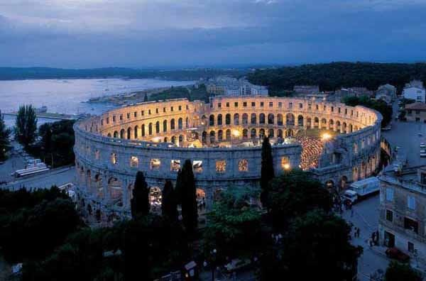 Pula, Croatia - Top Destination | Landed Backpacking
