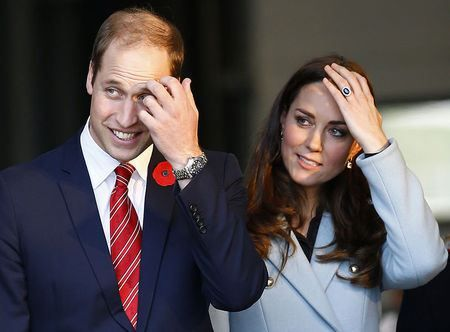 Cambridge's Prince and Princess: Excited for their U.S.A Trip