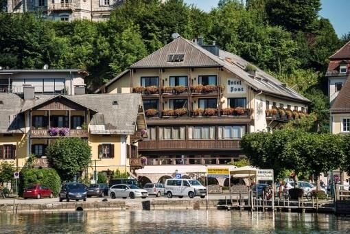 Vara 2017: 4* Symposionhotel la lacul Traunsee