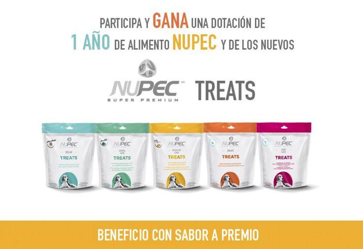 ¿Quieres ganar un año de alimento Nupec Super Premium para tu perro?, puedes participar aquí: http://nupec.com/index.php?r=site/concurso