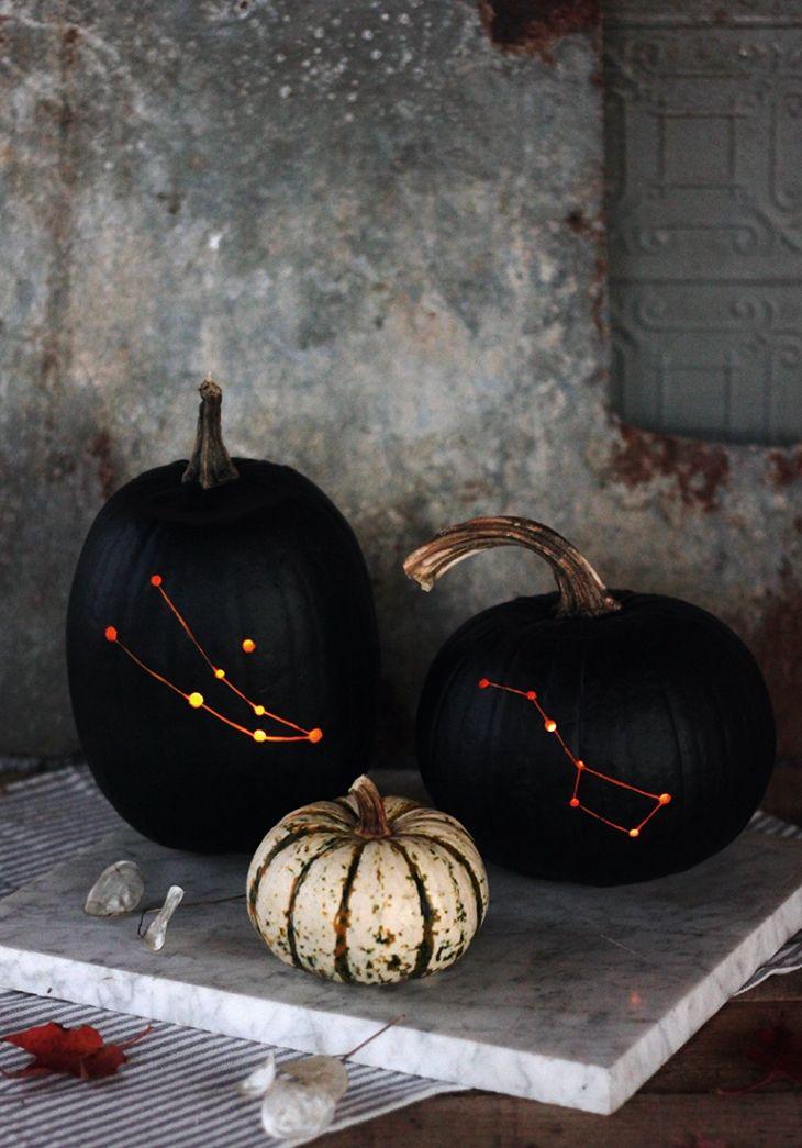 Dark, Moody & Super Stylish Halloween Decor