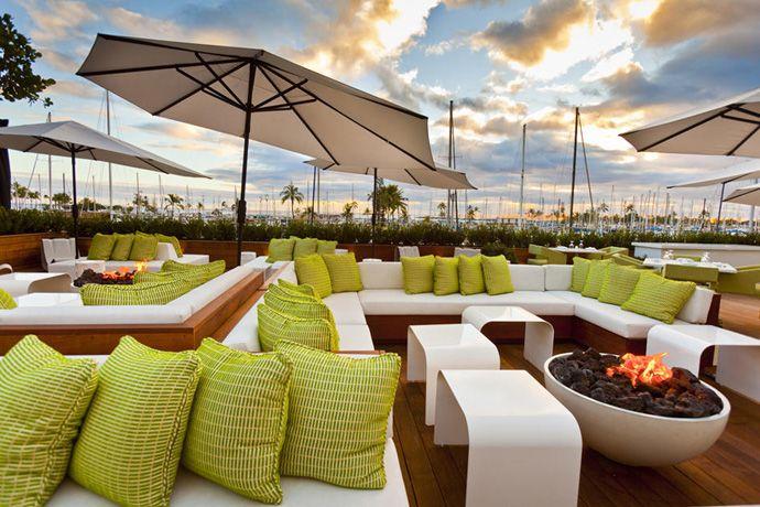 Restaurant Patio Design | #Outdoors #Patio |