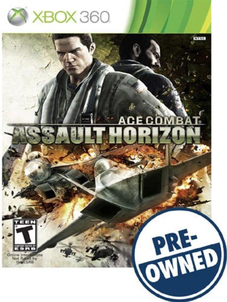 Ace Combat: Assault Horizon — PRE-Owned - Xbox 360