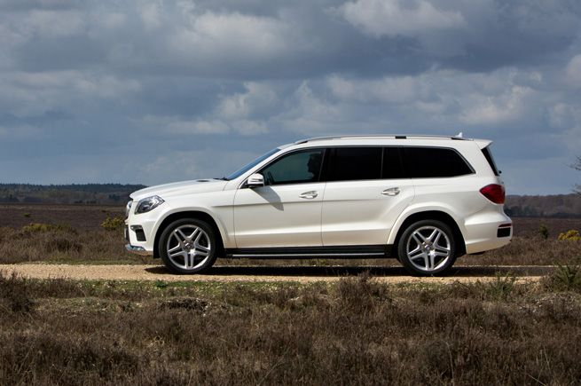 Read the Mercedes GL review