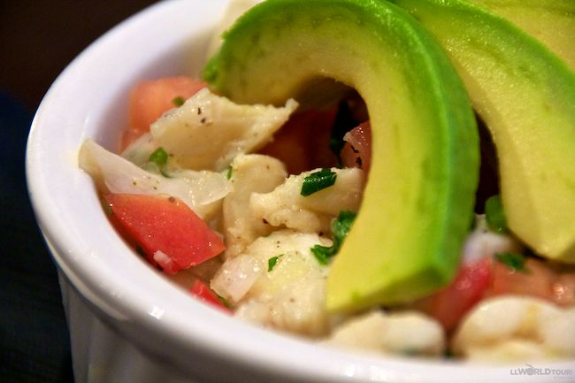 I love ceviche. Food Crawl Chicago: A Mexican Food Tour through Pilsen