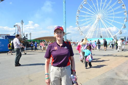 We met Muriel from Cork in Ireland at Go Local, the UK's biggest celebration of volunteering. One year on from working in transport at the London 2012 Games, Muriel tells us how she's using her experience in business to mentor students.