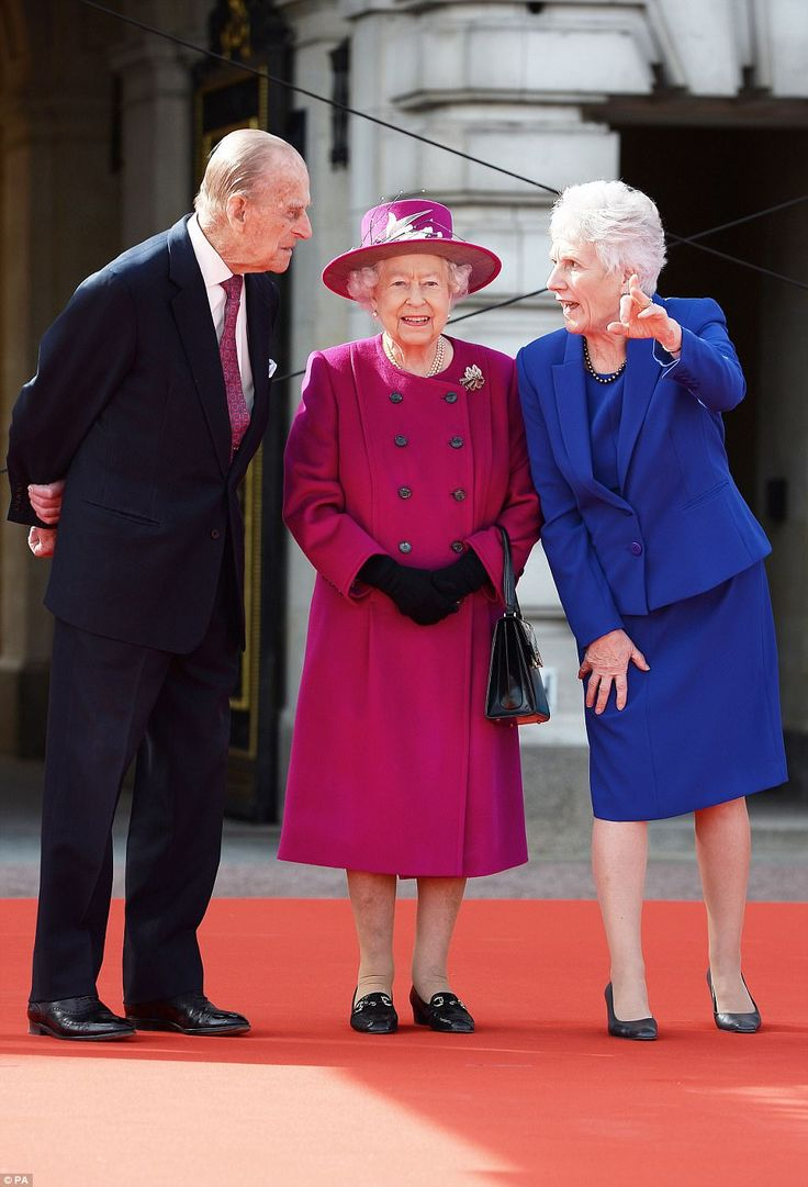 Earlier today, the monarch launched The Queen's Baton Relay for the XXI Commonwealth Games...