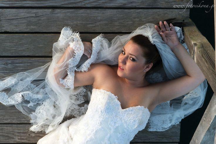 Marvelous wedding photography #Lefkas #Ionian #Greece #wedding #weddingdestination #bride Eikona Lefkada Stavraka Kritikos
