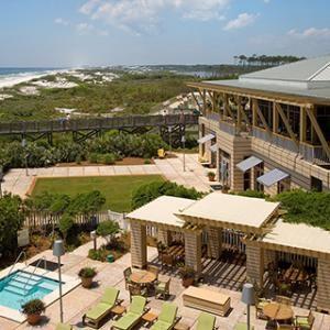 No. 10 (tie) WaterColor Inn & Resort, Santa Rosa Beach, FL