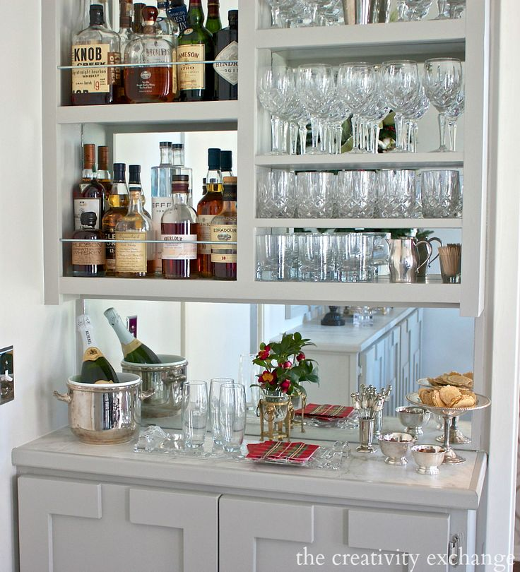 Best 25+ Built In Bar Ideas On Pinterest
