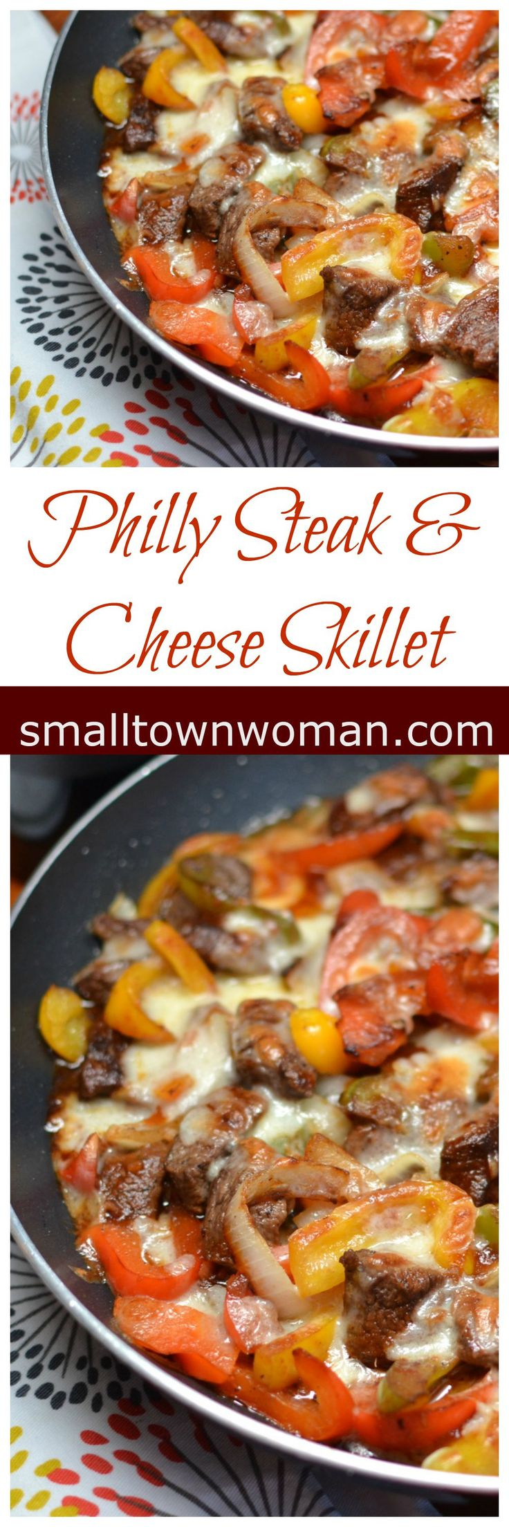 Do you like Philly Steak & Cheese but don't need or want the carbs! Here is your solution! This is fabulously delicious and easy!