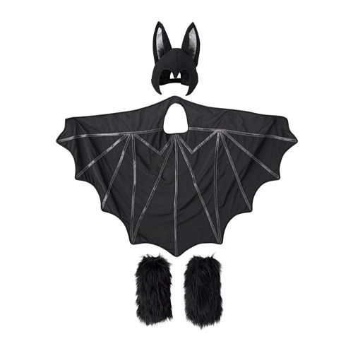 LATTJO Bat costume IKEA Encourages role play which helps children to develop social skills by imitating grown-ups and inventing their own roles.