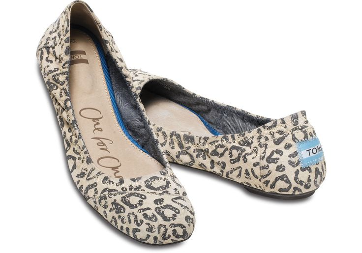 Brown Gisele Suede Women's Ballet Flats | TOMS