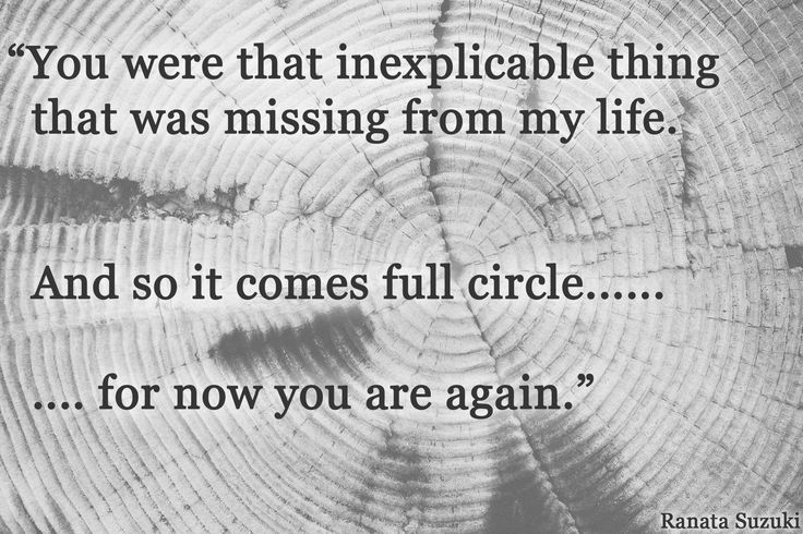 Come Full Circle Quotes: 25+ Best Ideas About Romantic Letters For Him On Pinterest