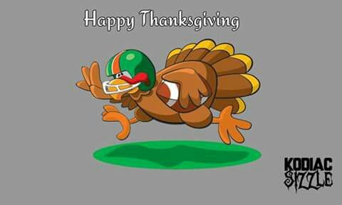 Happy Birthday jive ass turkeys  Happy Turkey Day, Thanksgiving, and what ever else you call it. I'm very thankful for my family and friends #Blessed  #Thanksgiving2017 #KodiacSizzle  #GaChCal #GOG #UncutClic #TRL #WSOESC #KOSizzlinMixtapesShows #IDeal #BearKill #J5JiuJitsuMMA #BarleyCorn #GOGAutoSales