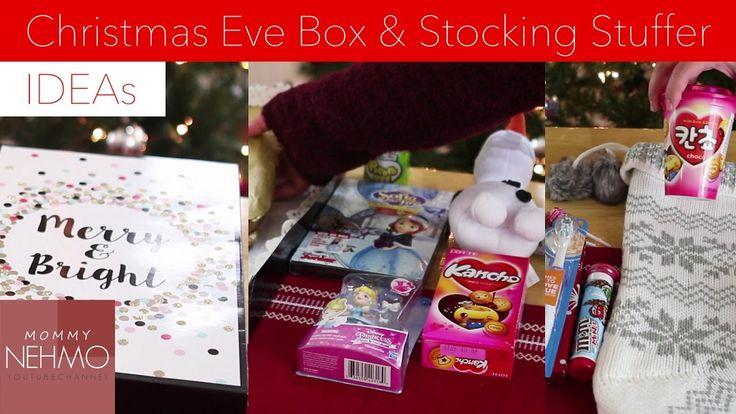 Christmas Eve Box + Stocking Stuffer for Toddler & Tween girls 2016