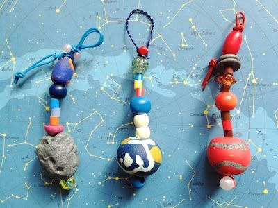 schaeresteipapier: Mond und Sterne - cooles Accessoire für Jungs